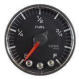 Pro Parts P312328 Spek-Pro 2-1/16'' Electric Fuel Level Gauge (Empty/Full, 52.4mm)