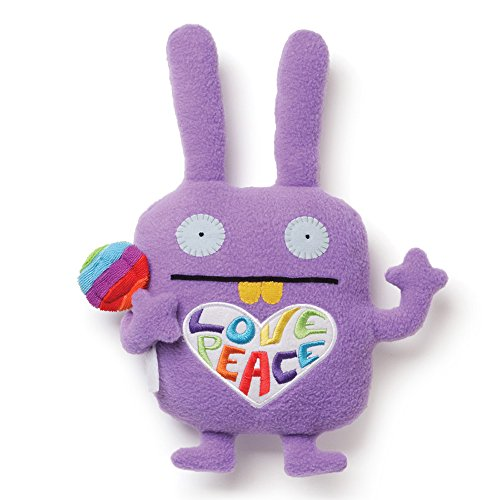 Uglydoll From Gund Lavendar Wippy With Lollipop 11