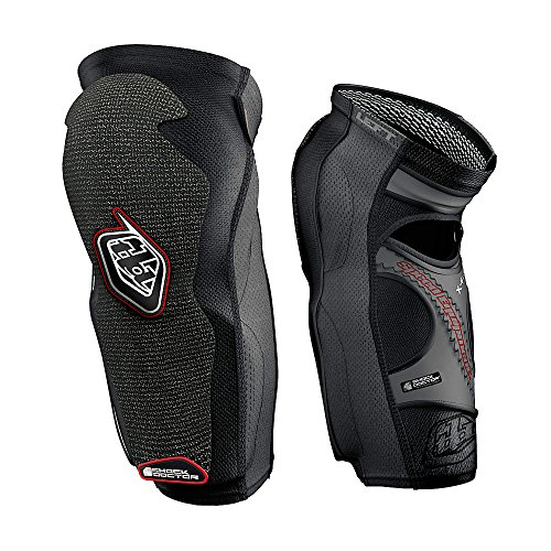 Troy Lee Designs KG 5450 Knee/Shin Guard Solid Black, M