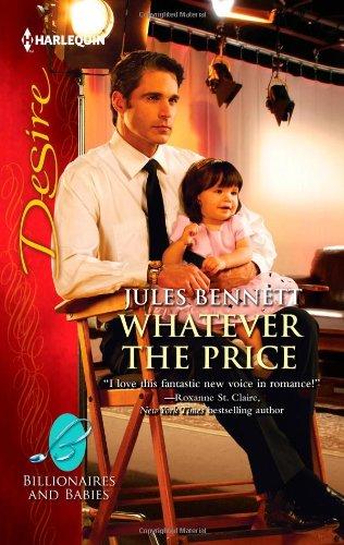Whatever the Price Harlequin Desire #2181, Bennett, Jules
