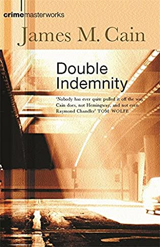 book cover of Double Indemnity