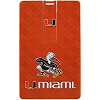 Miami Hurricanes iCard USB 3.0 True Flash - 64GB
