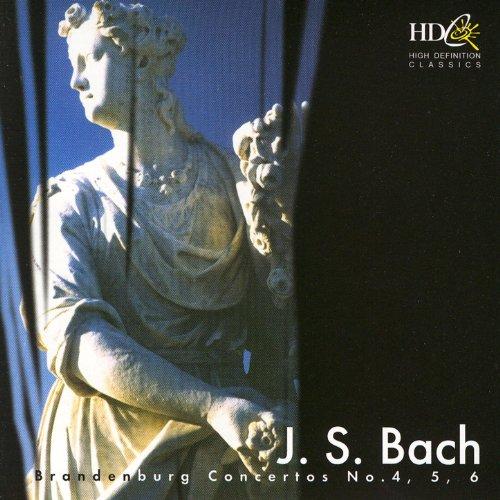 Bach: Brandenburg Concertos Nos. 4, 5, 6 - Johann Sebastian Bach Brandenburg Concertos