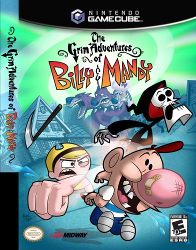 Grim Adventures of Billy & Mandy - Gamecube