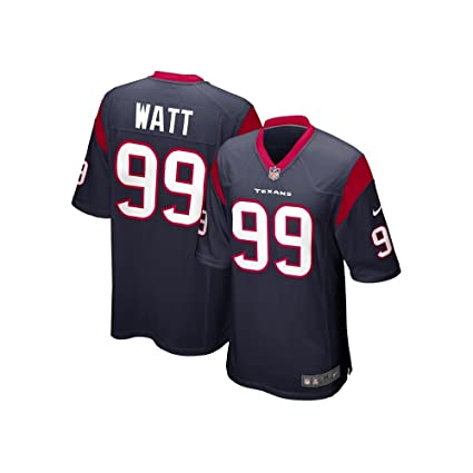 finest selection 608d7 03481 Nike NFL JJ Watt Texans Jersey Navy