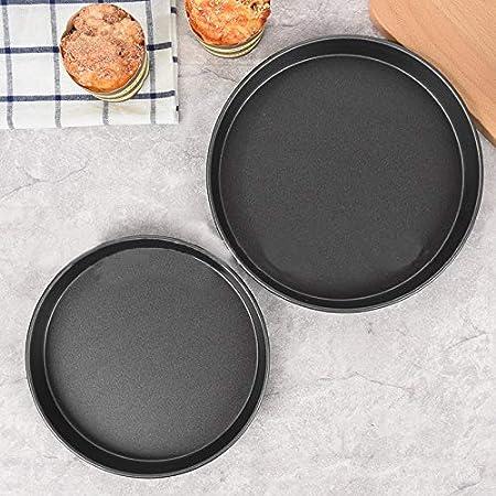 Bandeja de horno redonda para microondas, de grado comercial ...