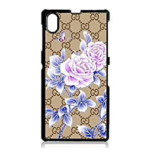 New Style Gucci Phone Case Cover for Sony Xperia Z1 Gucci Popular