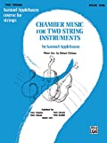 Chamber Music for Two String Instruments, Bk 1: 2 Violins