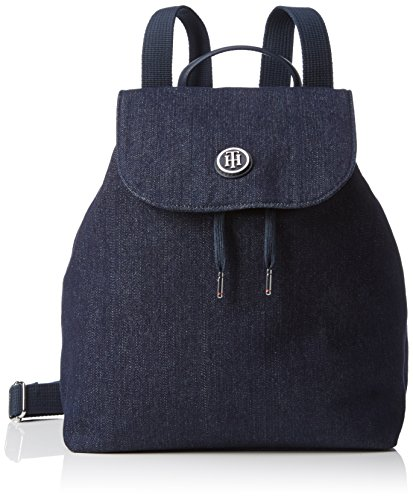 tommy hilfiger women 39 s poppy backpack winter backpack blue. Black Bedroom Furniture Sets. Home Design Ideas