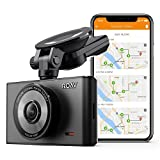Roav by Anker Dash Cam C2 Pro with FHD 1080p, Sony Starvis Sensor, 4-Lane Wide-Angle Lens, GPS Logging, Built-in Wi-Fi, Dedicated App, G-Sensor, WDR, Loop Recording, Night Mode, and 32GB microSD Card