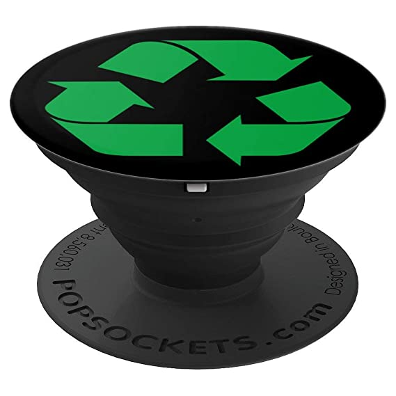Amazon Recycle Symbol Green Black Recycling Gift Earth Day