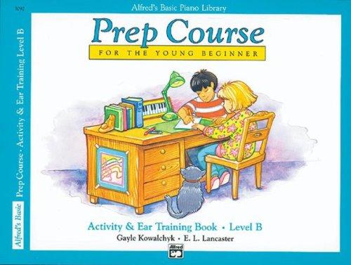 ALFRED BASIC PREP COURSE LESSON Bk Level B Eng+CD