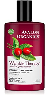 Wrinkle Therapy with CoQ10 & Rosehip Perfecting Toner 8 oz By Avalon Organics Walgreens Lip Balm Valentines Day Raspberry Chocolate Truffle, By Revo Ship from US