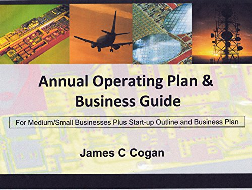 Annual Operating Plan & Business Guide