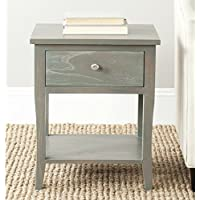 Safavieh American Homes Collection Coby French Grey End Table