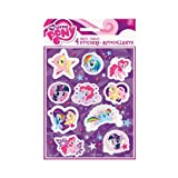 My Little Pony Sticker Sheets: package of 40