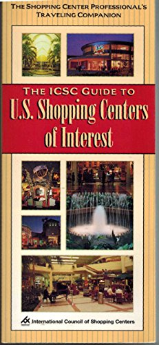 The ICSC guide to U.S. shopping centers of - The Center Shopping Orchard