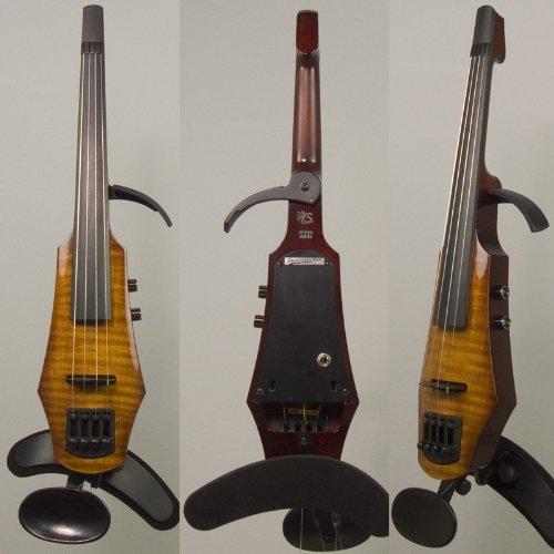 NS Design WAV 4 Violin Amberburst