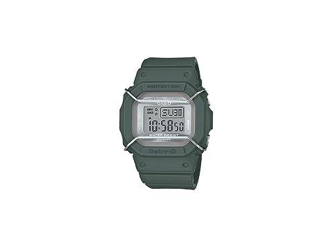 c9cb42c3fd Casio Baby-G Olive Green Ladies Sports Watch BGD501UM-3