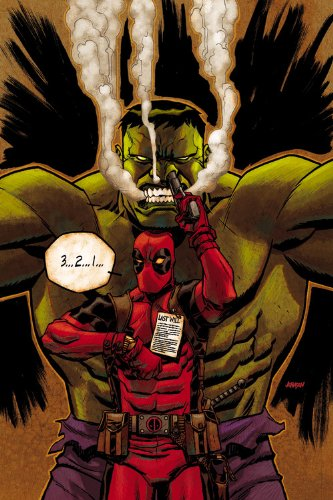 Deadpool Operation Annihilation Daniel Way product image