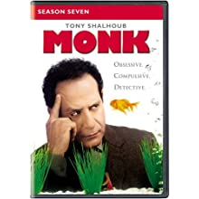 Monk: Season 7 (2012)