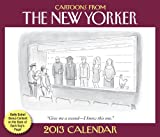 Cartoons from the New Yorker 2013 Day-to-Day Calendar, Conde Nast Staff, 1449415814