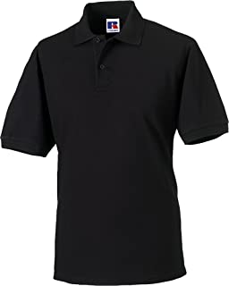 Russels Workwear - Polo - - Polo - Col polo - Manches courtes Homme - Rouge - Bright Red - Xxxx-large