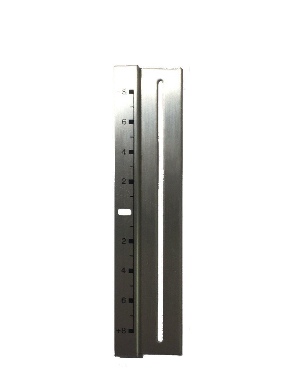 Tablilla para el Control de Pitch Technics RGH0131-S1 Plata ...