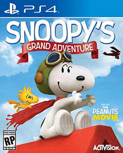 Snoopys Grand Adventure PlayStation 4 product image