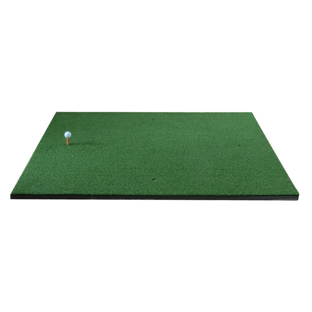 Golf Blow Mat Indoor Practice Blanket Swing Practice 1.5 1.5m by MGEF (Image #1)