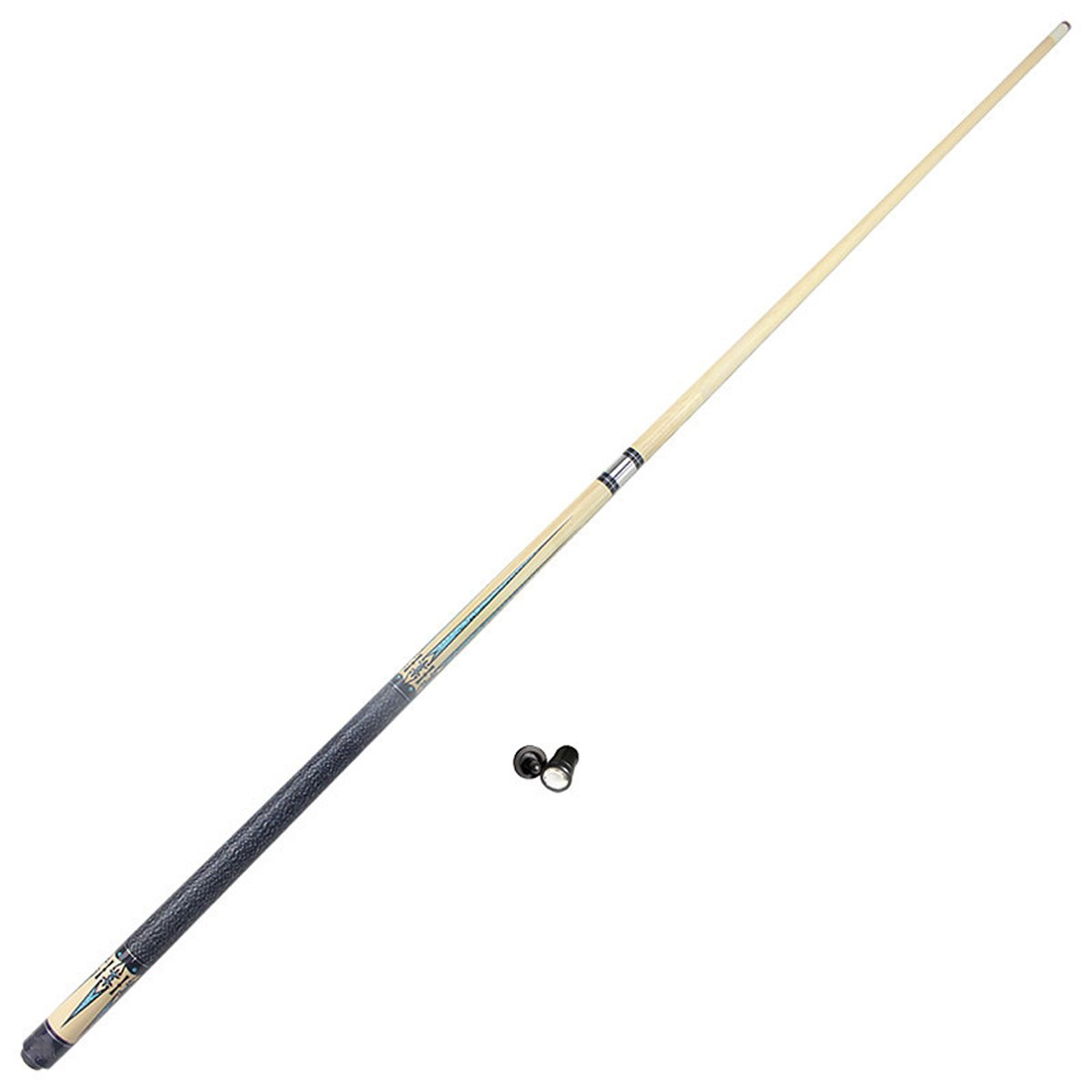 LIAN Bar de Billar, American Nine Ball, Big Head Pole, Black Eight ...