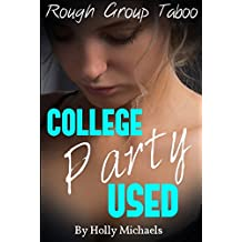 College Party Used Rough Group Taboo