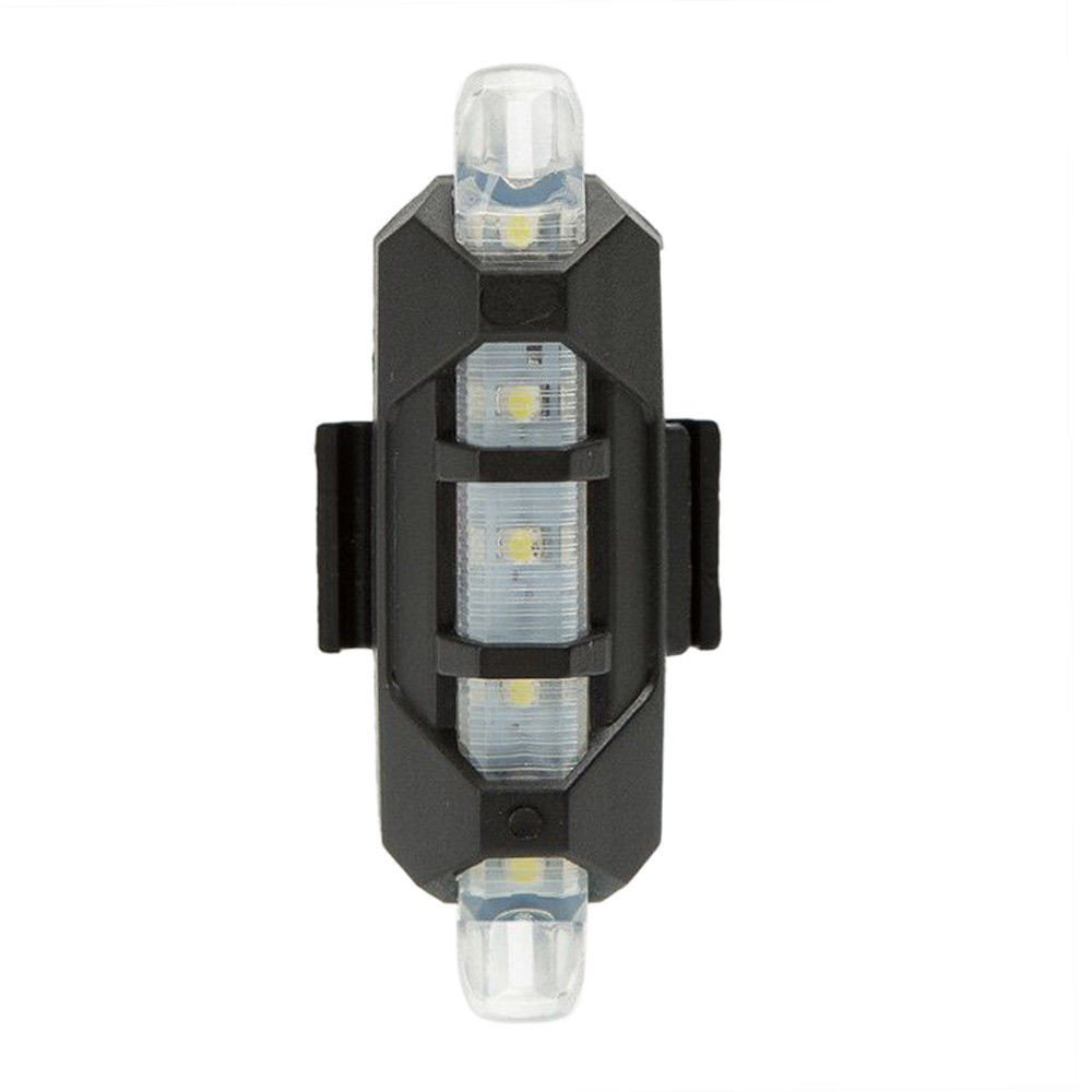 Amazon.com: LtrottedJ New Cycling 5 LED USB Rechargeable ...