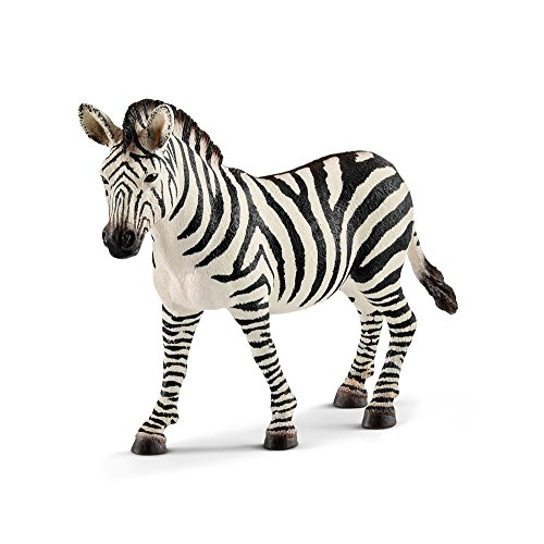 Schleich Zebra Female Toy Figurine