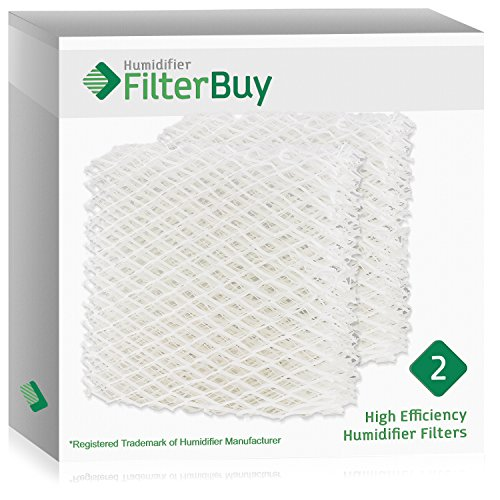 FilterBuy 2 replacement filters compatible Sears Kenmore 14804 & Honeywell HAC-500. Designed by to replace Part #'s AC818, AC-818, D18-C, D18C and D-18-C. by FilterBuy