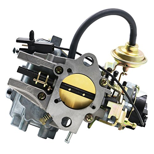 H&G Bro YFA 1 Barrel Type E-Choke Carburetor for 1965-85 Ford F150 250 Engines 4.9L 300cu I6