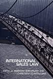 International Sales Law, , 0415419646