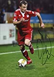 Ivica Olic BAYERN autograph, In-Person signed photo