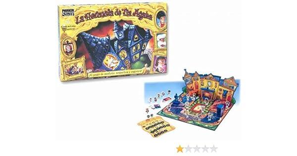 Hasbro M.B. Juegos Herencia DE Tia ÁGATA: Amazon.es: Juguetes y juegos