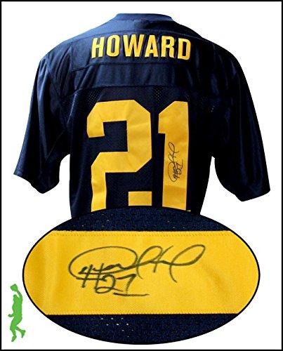 Autographed-Desmond-Howard-Jersey-Football-Jsa-Coa-Autographed-College-Jerseys