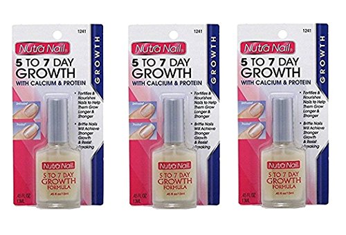 Highest Rated Nail Growth Formula