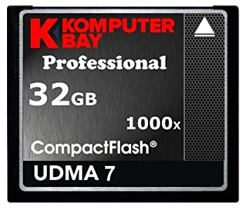 Amazon.com: Komputerbay 32 GB Professional Compact Flash ...
