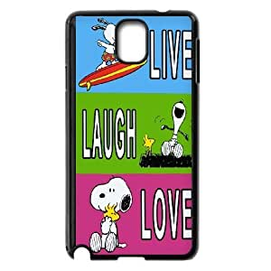 Custom High Quality WUCHAOGUI Phone case Cute & Lovely Snoopy Protective Case For Samsung Galaxy NOTE4 Case Cover - Case-5