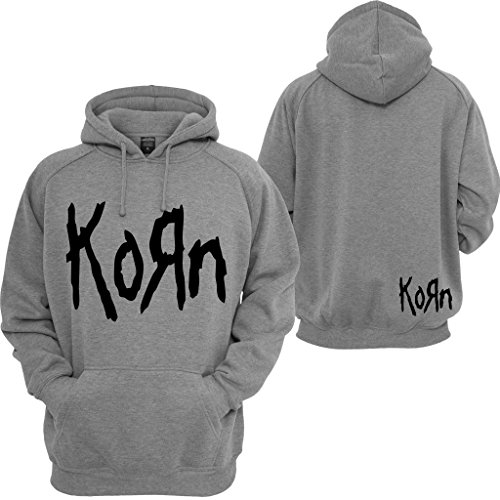 Korn Hoodie Metal Rock Music Metalica Nirvana Slipknot Custom Hooded Sweatshirt
