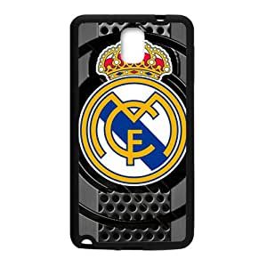 Real Madrid Club de Football Design New Style High Quality Comstom Protective case cover For Samsung Galaxy Note3