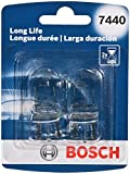 Bosch Automotive 7440LL Light Bulb, 2 Pack
