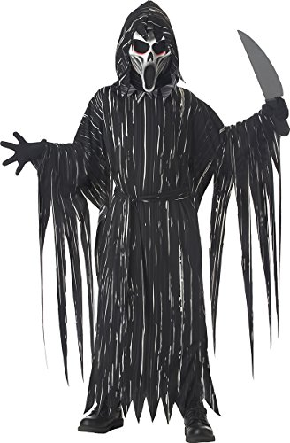 Scary Scream Costumes (California Costumes Howling Horror Child Costume, X-Large)