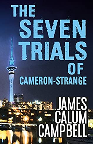 book cover of The Seven Trials of Cameron-strange