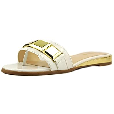 Nine West Damenschuhe Xtina Open Toe Casual Slide Sandales ... a413c5