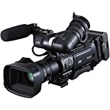 JVC GY-HM850U ProHD Compact Shoulder Mount Camera with Fujinon 20x Lens (International Model)
